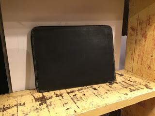 PAILOT RIVER (REDMOON) Leather Case PR-LZC