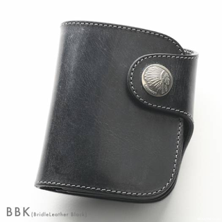 PAILOT RIVER (REDMOON) Short Wallet PR-HR01BD-Z