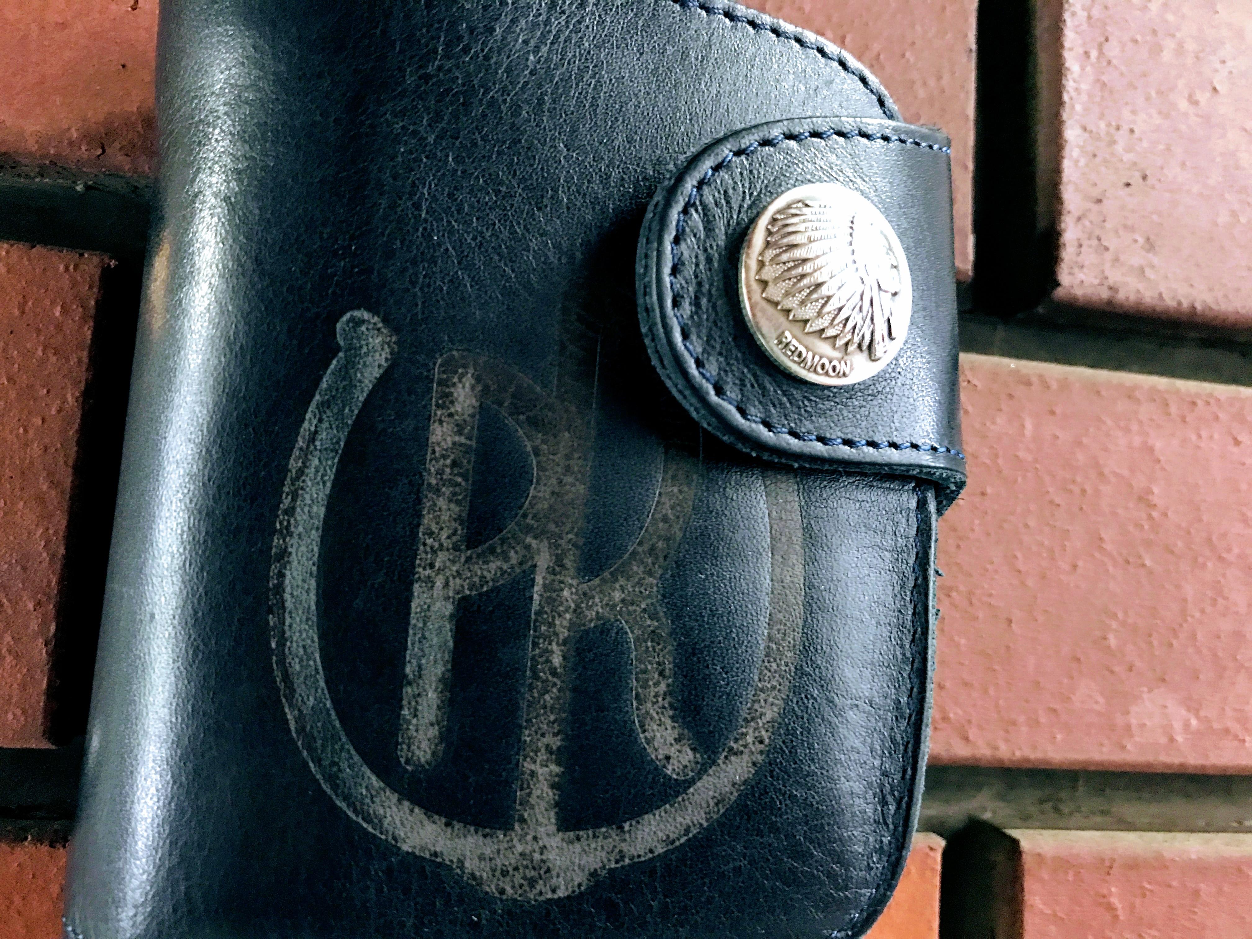 redmoon oil leather